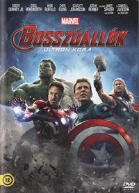 Bosszúállók: Ultron kora DVD