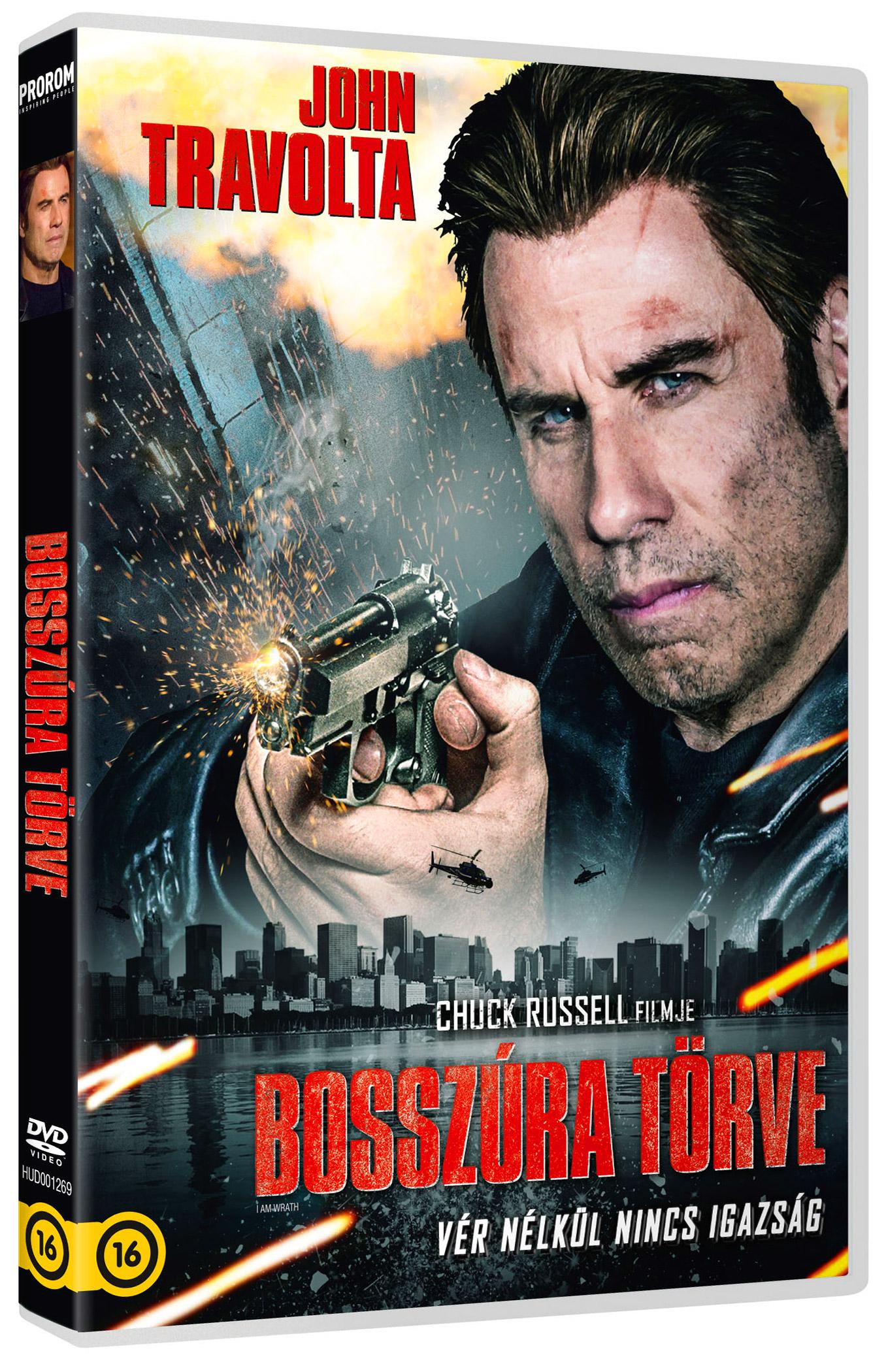 Bosszúra törve DVD