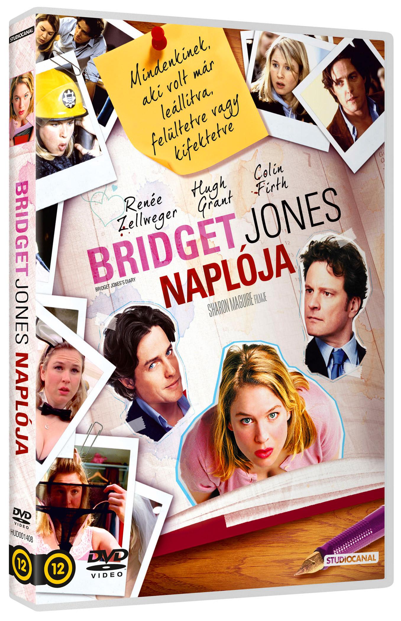 Bridget Jones naplója DVD