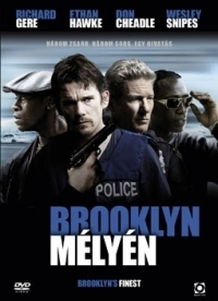 Brooklyn mélyén DVD