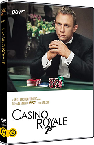 james bond casino royale dvd