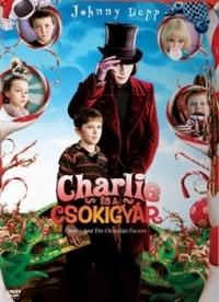 Charlie és a csokigyár DVD