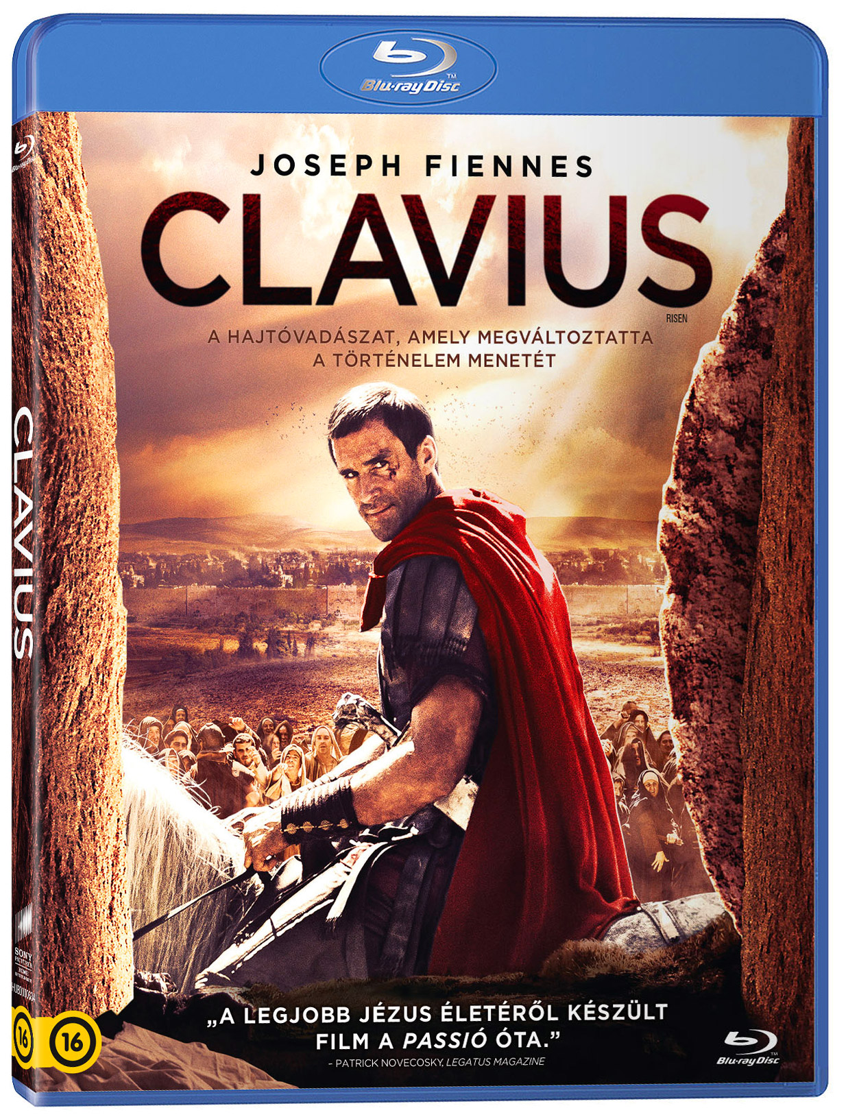 Clavius Blu-ray