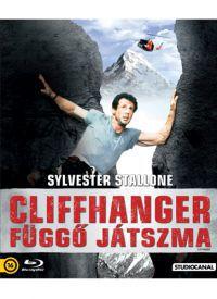 Cliffhanger - Függő játszma Blu-ray
