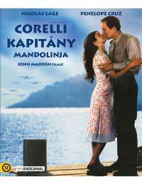 Corelli kapitány mandolinja Blu-ray