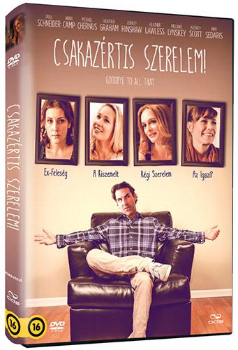 Csakaz�rtis szerelem! DVD