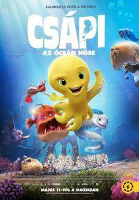Csápi, az óceán hőse DVD