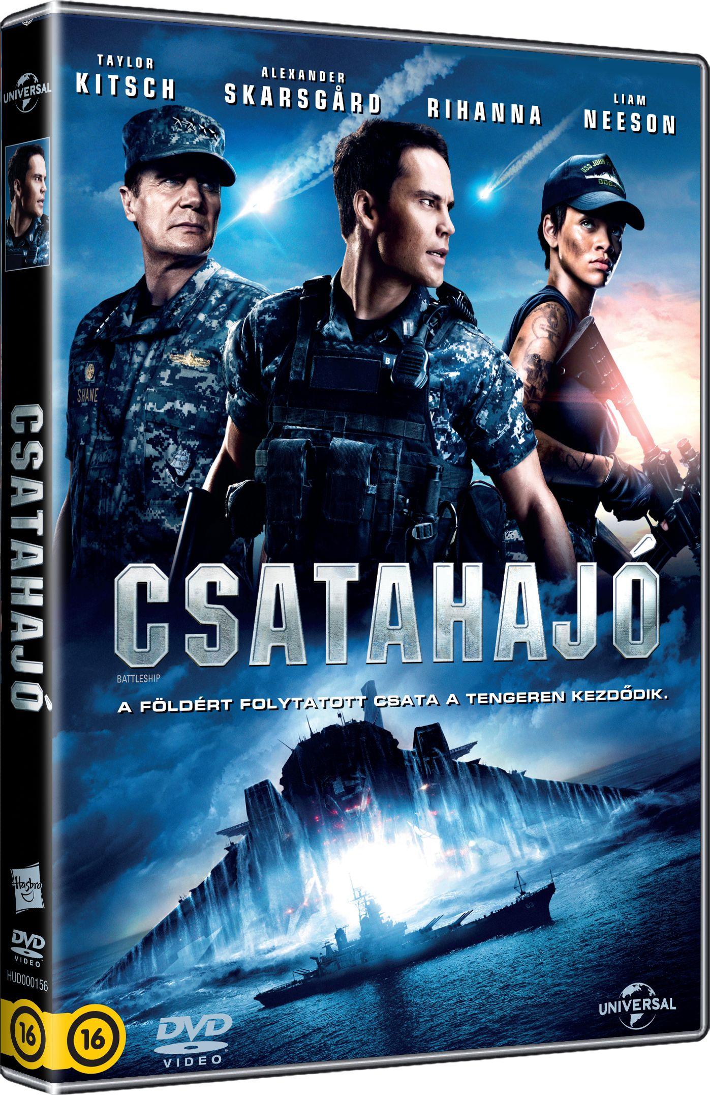 Csatahaj� DVD