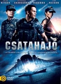 Csatahajó DVD