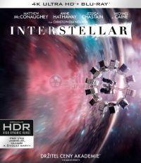 Csillagok között (4K Ultra HD (UHD) + BD + bónusz BD) Blu-ray