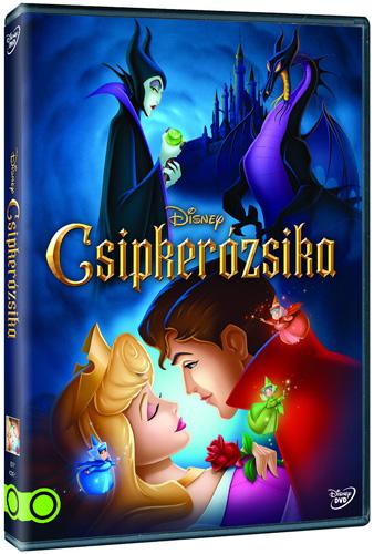 Csipker�zsika DVD