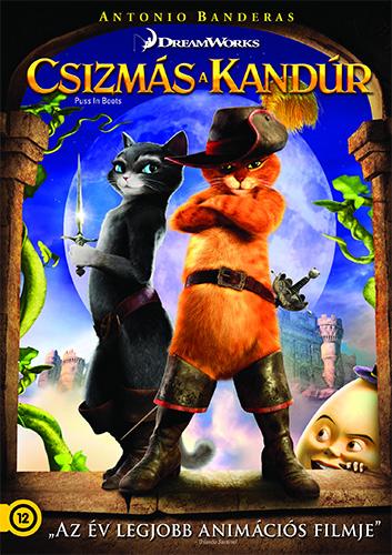 Csizm�s, a kand�r DVD