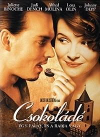 Csokoládé DVD