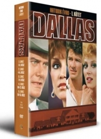 Dallas 6. évad 1. kötet (5 DVD) DVD