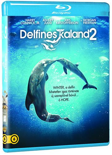 Delfines kaland 2 DVD