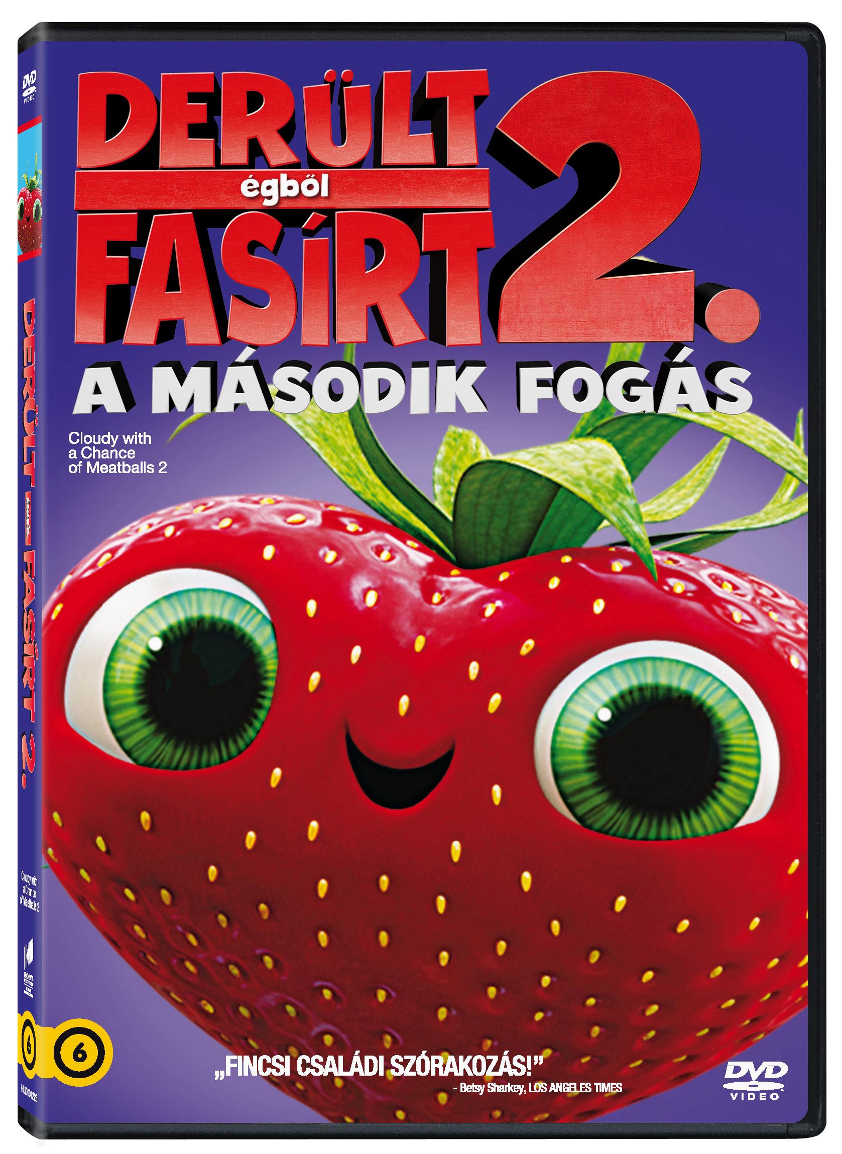 Der�lt �gb�l fas�rt 2 - A m�sodik fog�s DVD