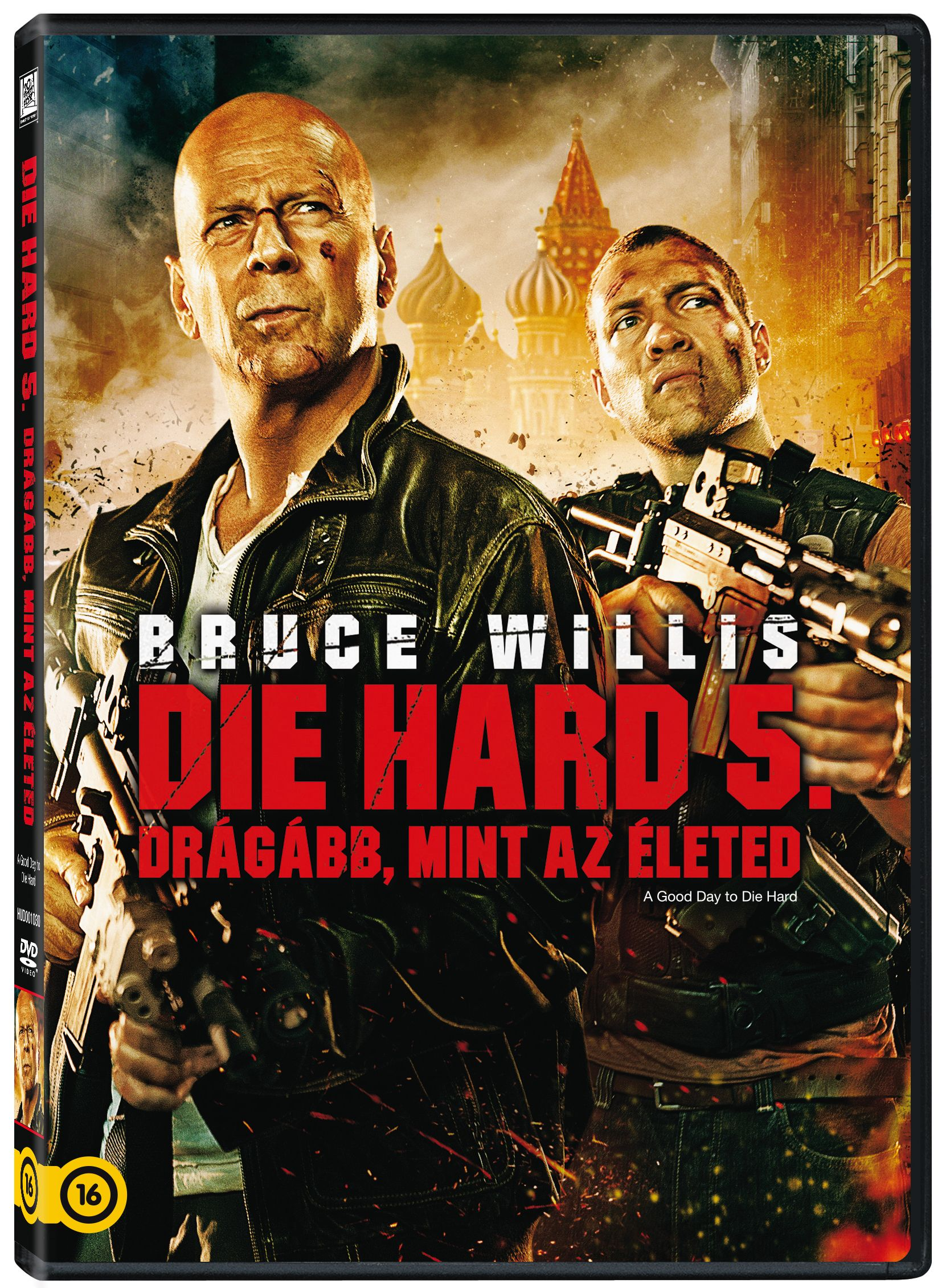 Die Hard - Dr�g�bb, mint az �leted DVD