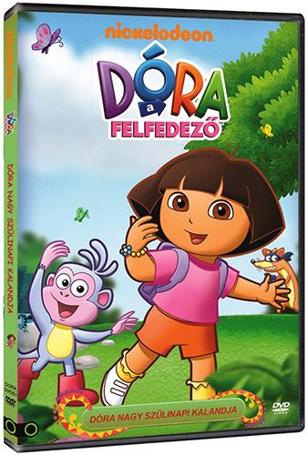 D�ra, a felfedez�: D�ra nagy sz�linapi kalandja DVD