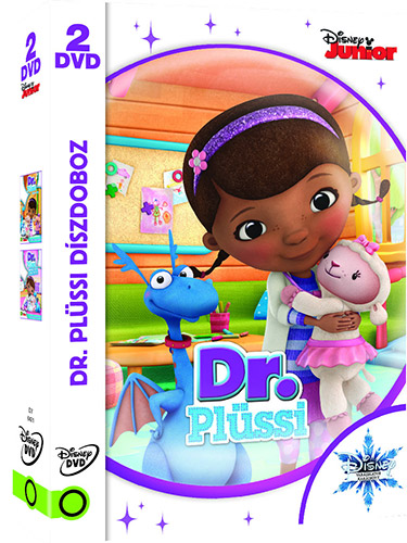 Dr. Pl�ssi d�szdoboz (2 DVD) DVD