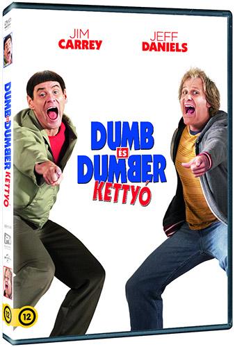Dumb �s Dumber ketty� DVD