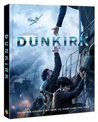 Dunkirk  *Digibook* *2 lemezes különleges kiadás* Blu-ray