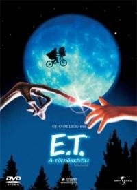 E. T. - A földönkívüli DVD