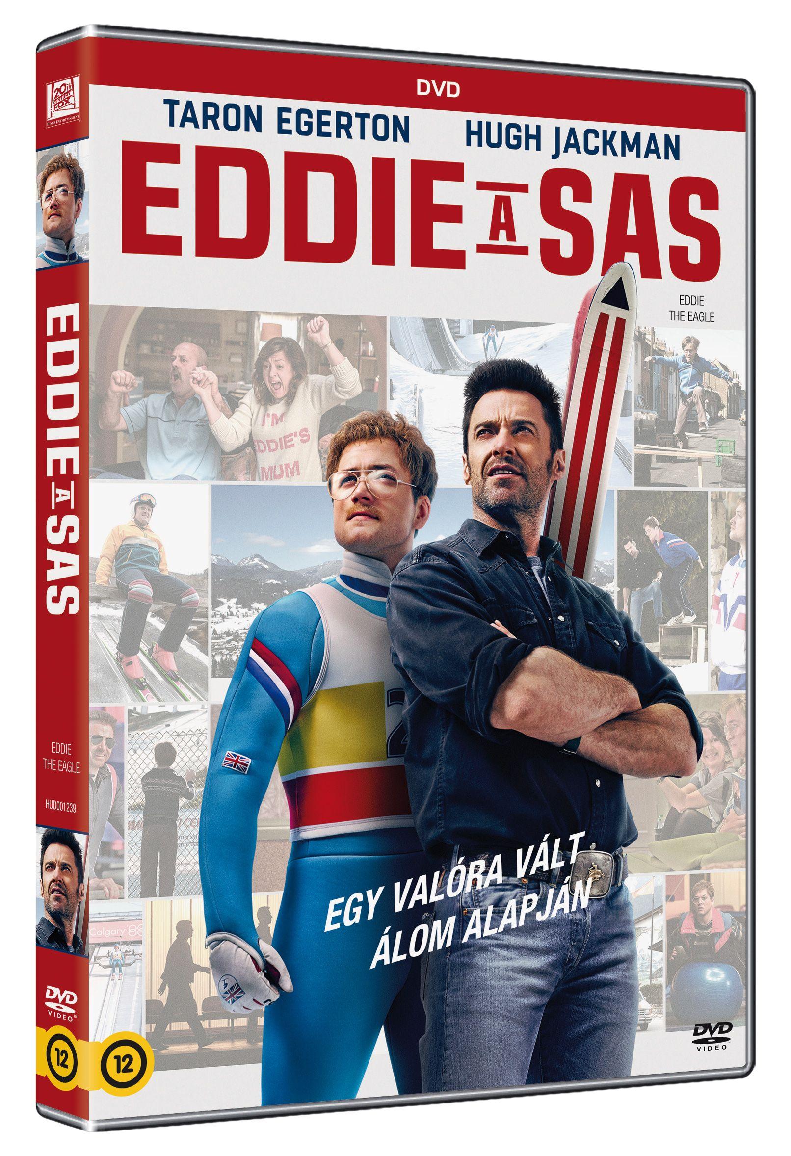Eddie, a sas DVD