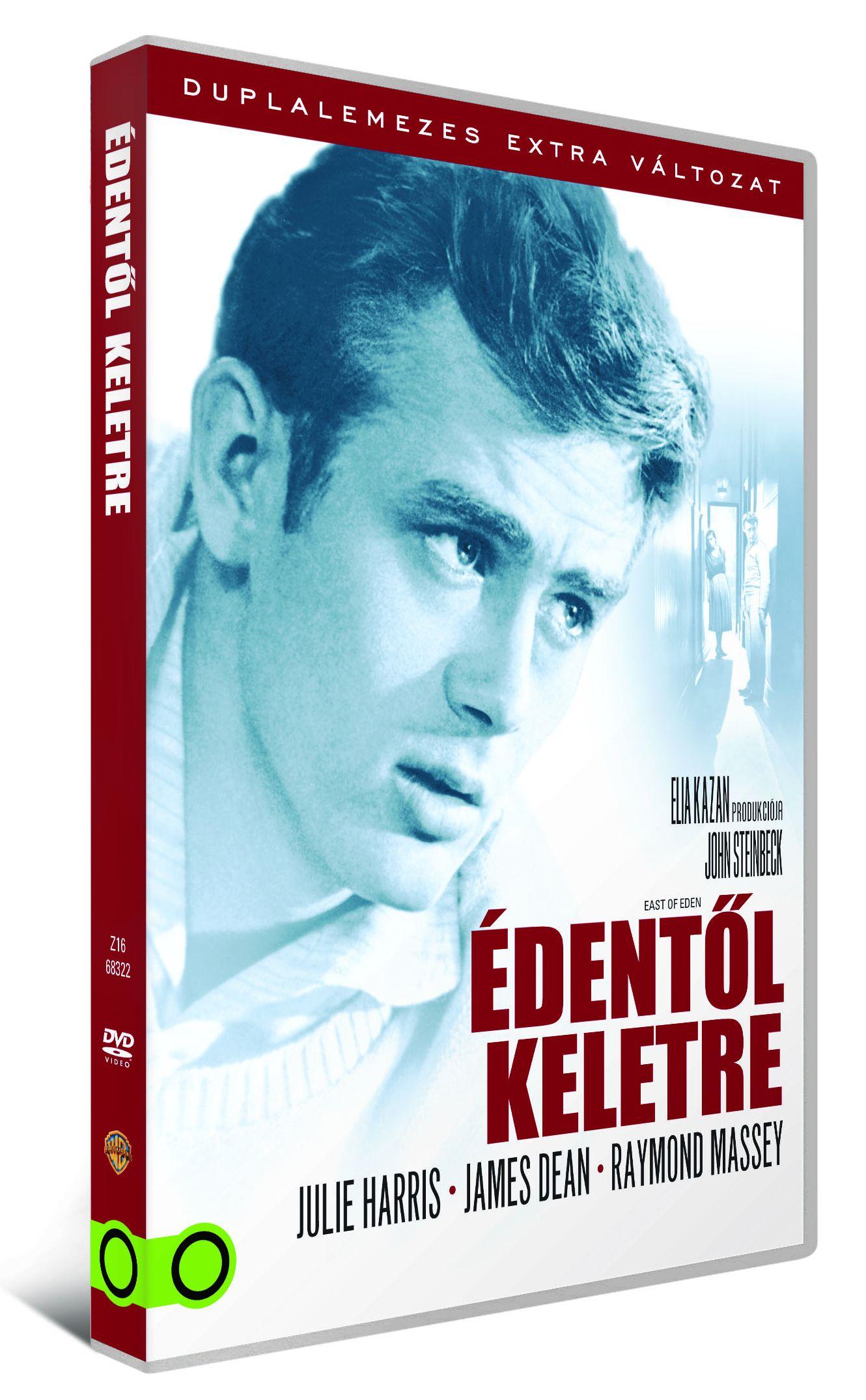 Édentől keletre DVD