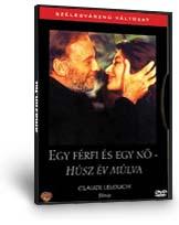 Egy férfi és egy nő - Húsz év múlva DVD