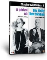 Egy király New Yorkban DVD