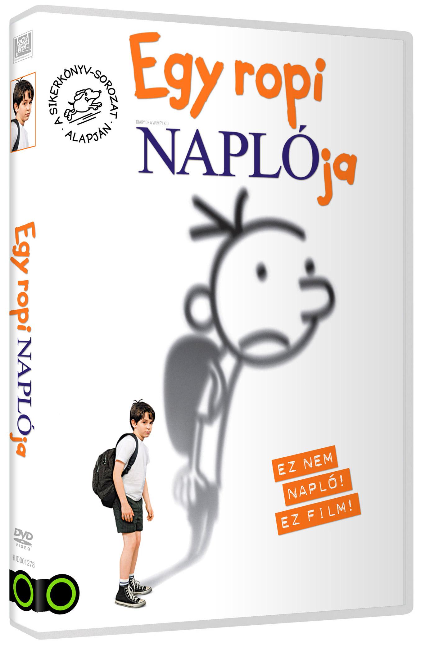 Egy ropi napl�ja DVD