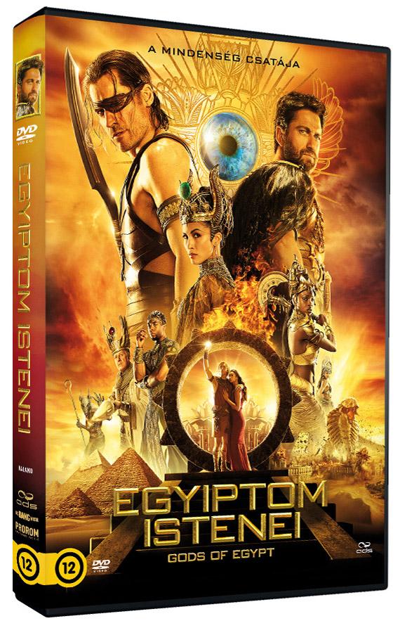 Egyiptom istenei DVD