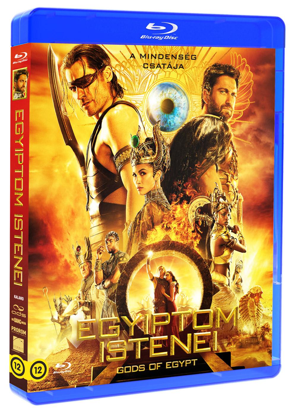 Egyiptom istenei Blu-ray