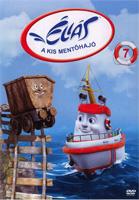 Éliás, a kis mentőhajó DVD