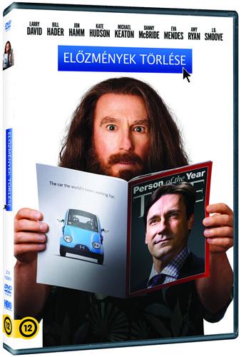 El�zm�nyek t�rl�se DVD