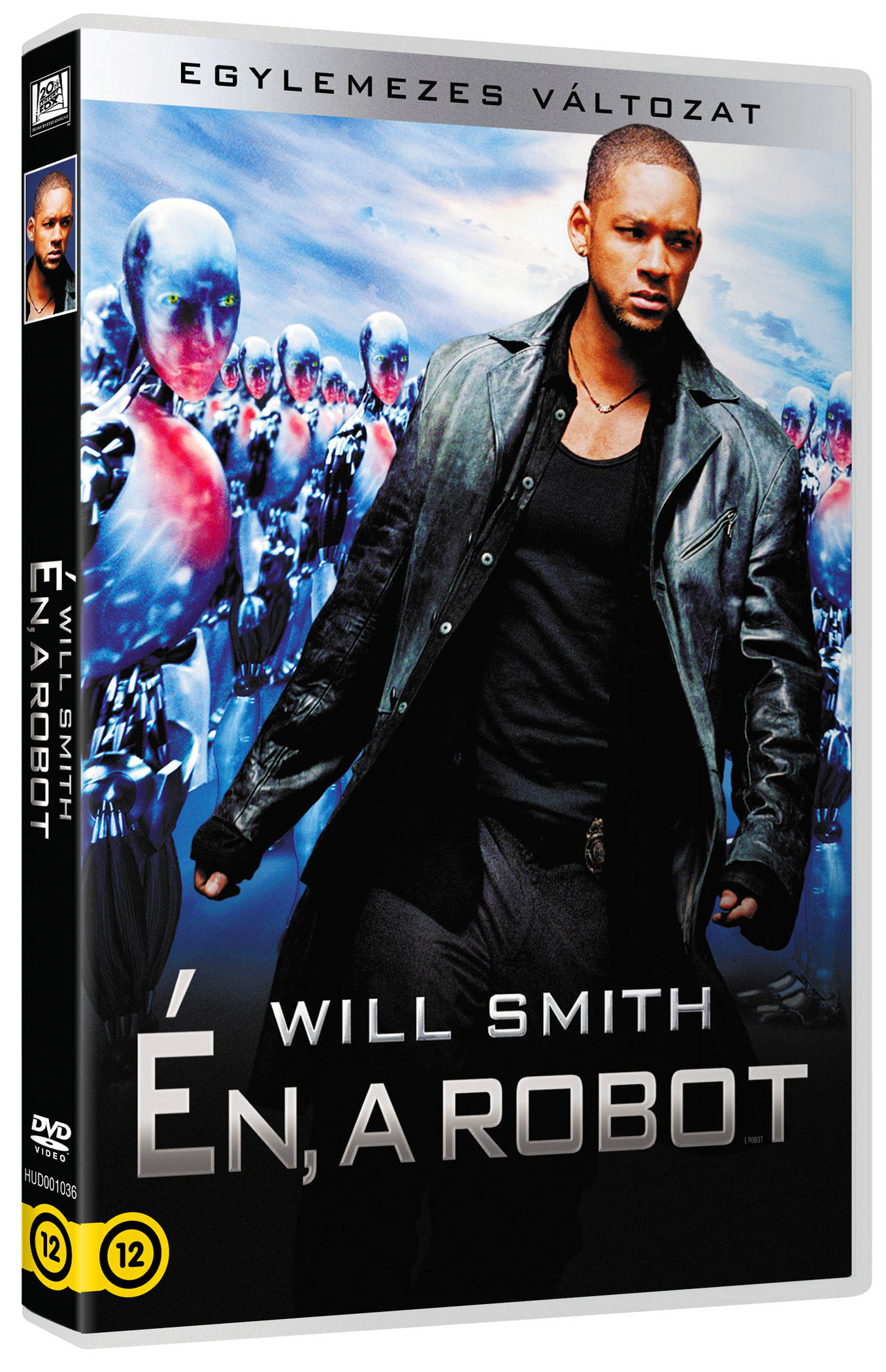 �n, a robot DVD