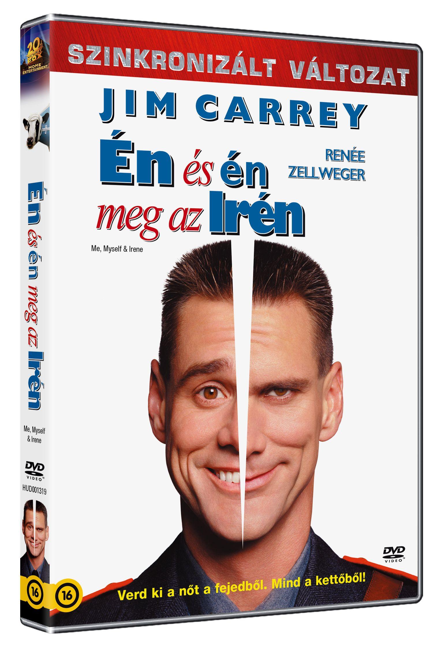 �n, �s �n, meg az Ir�n DVD