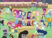 Én kicsi pónim: Equestria lányok - Szivárványvarázs
