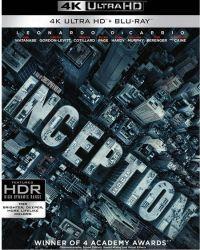 Eredet (4K Ultra HD (UHD) + BD + bónusz BD) Blu-ray