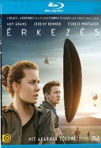 Érkezés Blu-ray