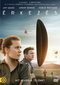 Érkezés DVD