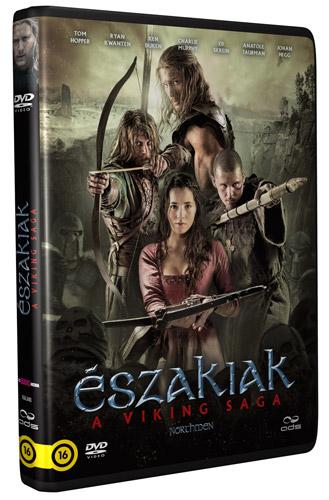 �szakiak: A viking saga DVD