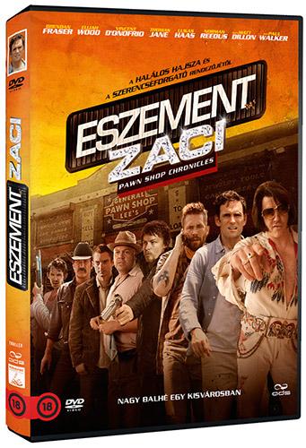 Eszement zaci DVD