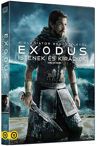 Exodus: Istenek és királyok DVD