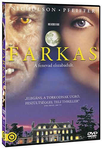 Farkas DVD