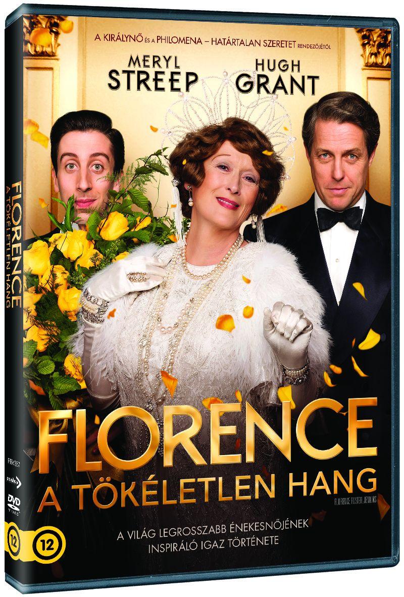 Florence - A tökéletlen hang DVD