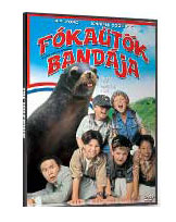 Fókaütők bandája DVD