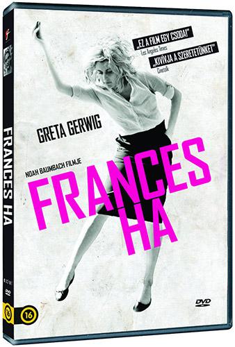 Frances Ha DVD