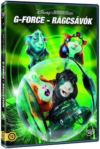 G-Force - R�gcs�v�k DVD