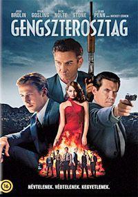 Gengszterosztag DVD